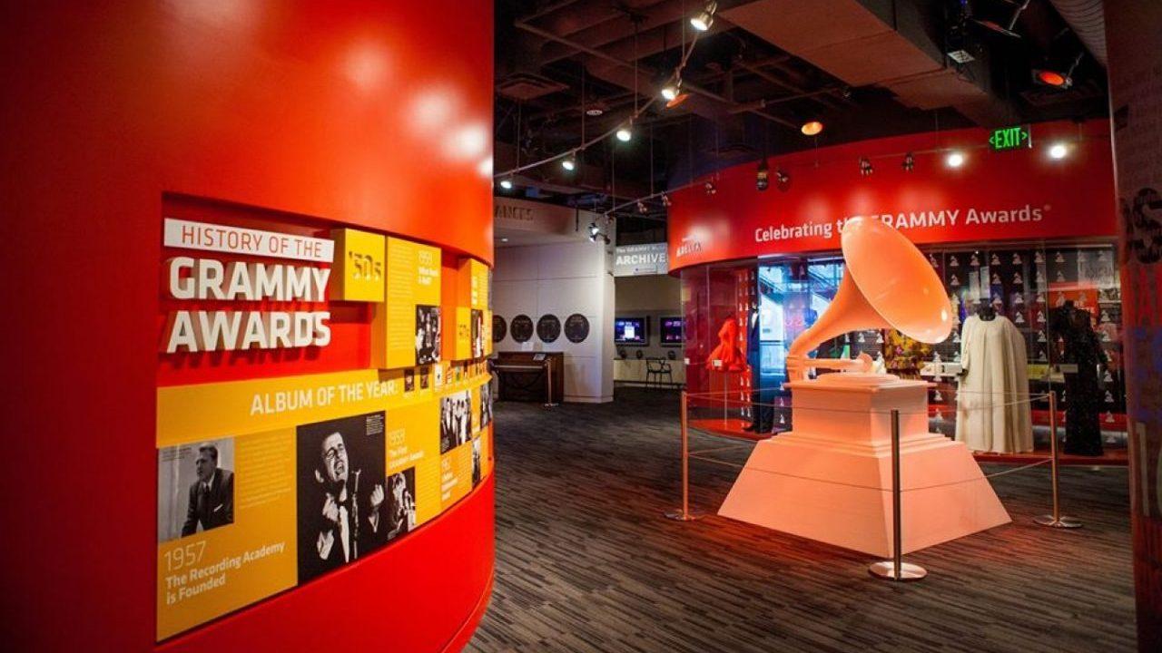 Grammy Museum abrirá contenidos musicales nunca antes vistos
