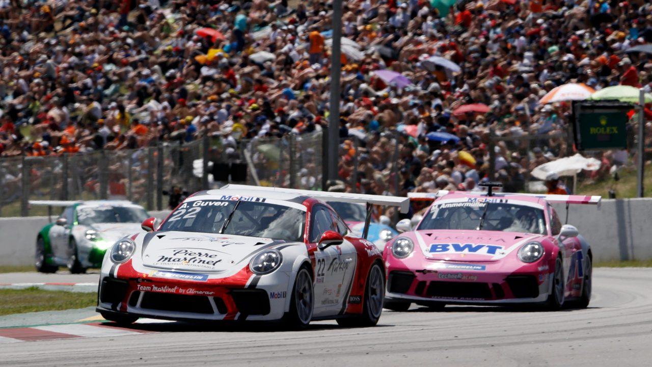 Porsche Mobil 1 Supercup llega a la temporada 2020 con eventos virtuales