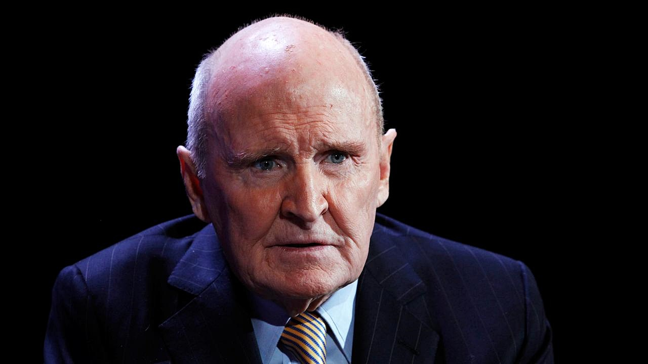 Muere Jack Welch, expresidente de General Electric, a los 84 años