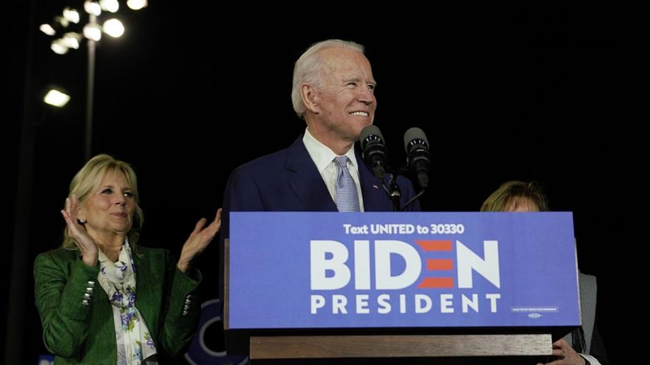 Biden, electo oficialmente candidato presidencial demócrata