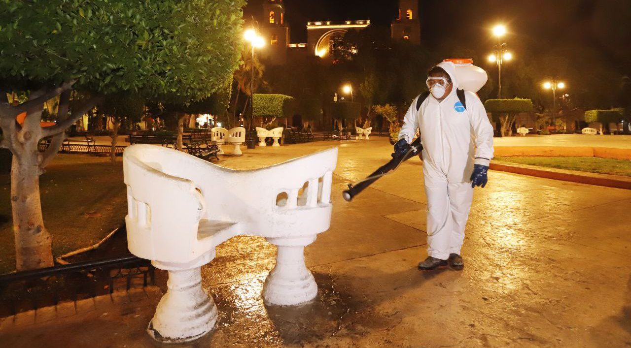 Yucatán: los negocios, enfermos por el 'coronavirus', pierden el 98% de sus ganancias