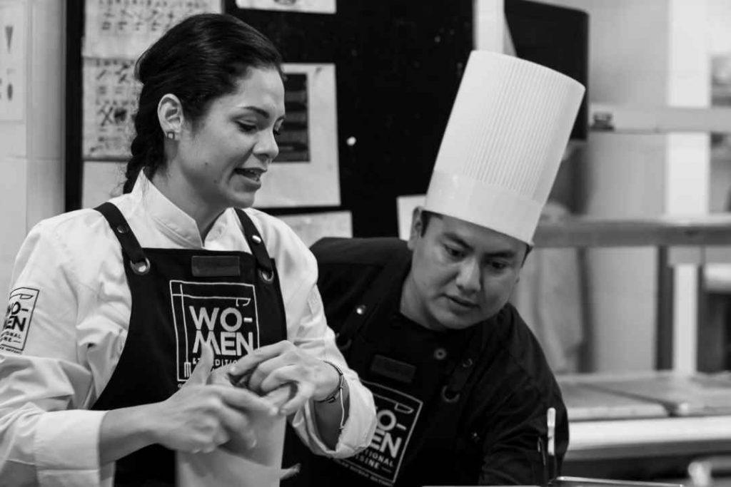 Chef Mafer Kiyota