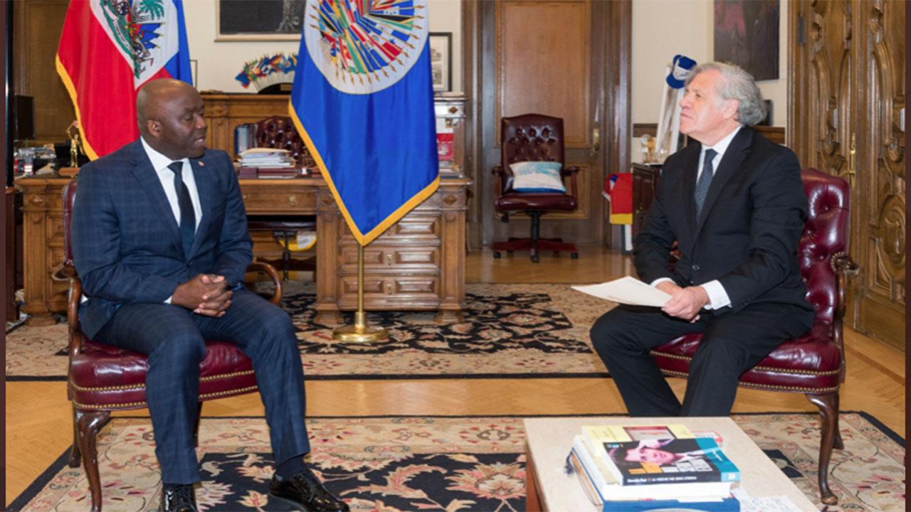OEA reelige a uruguayo Luis Almagro como su secretario general