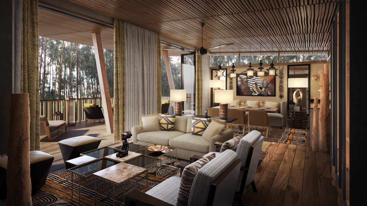 One&Only Gorilla's Nest, el nuevo resort de lujo en Ruanda