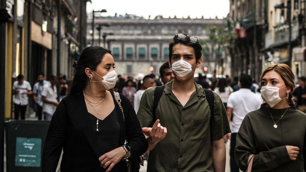 México 'va en el camino correcto' para combatir coronavirus: OMS