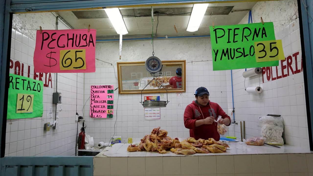Inflación se desacelera a 3.71% en la primera quincena de marzo