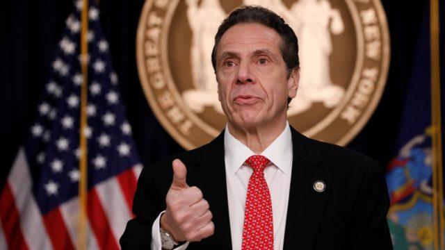 Andrew Cuomo gobernador Nueva York