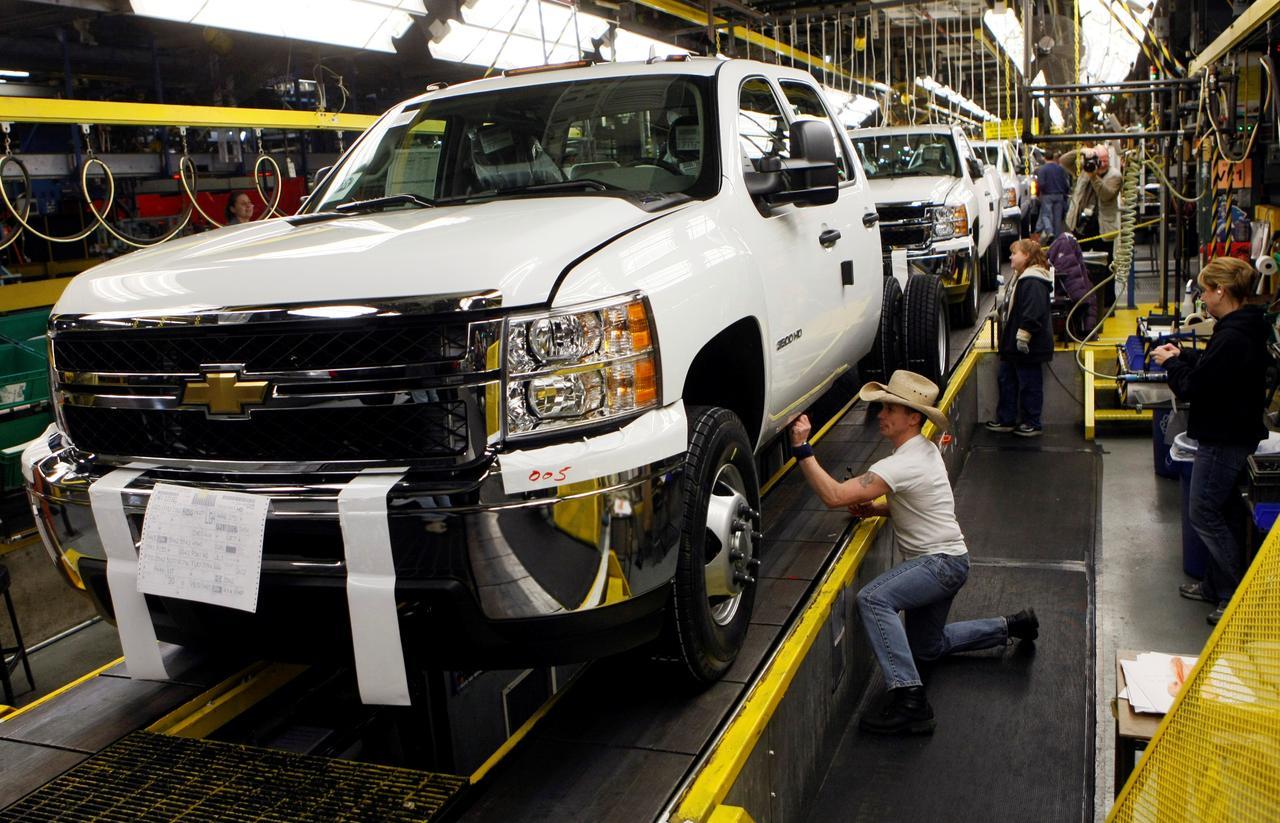 General Motors podría reiniciar operaciones el 20 de mayo en Guanajuato