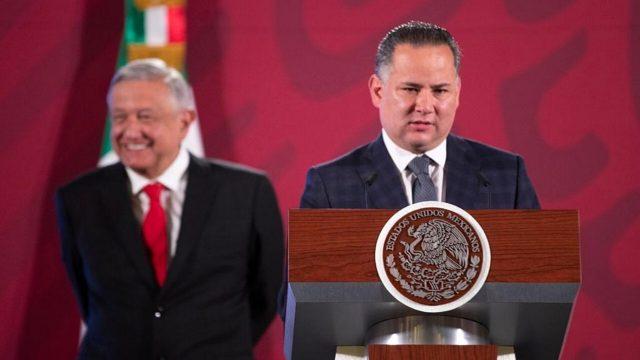 Santiago Nieto UIF