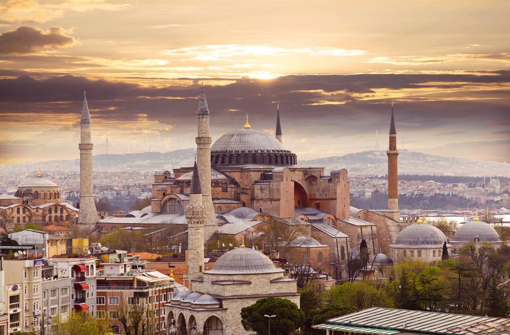 Estambul, Turquía destino espiritual