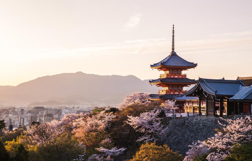Kioto destino espiritual
