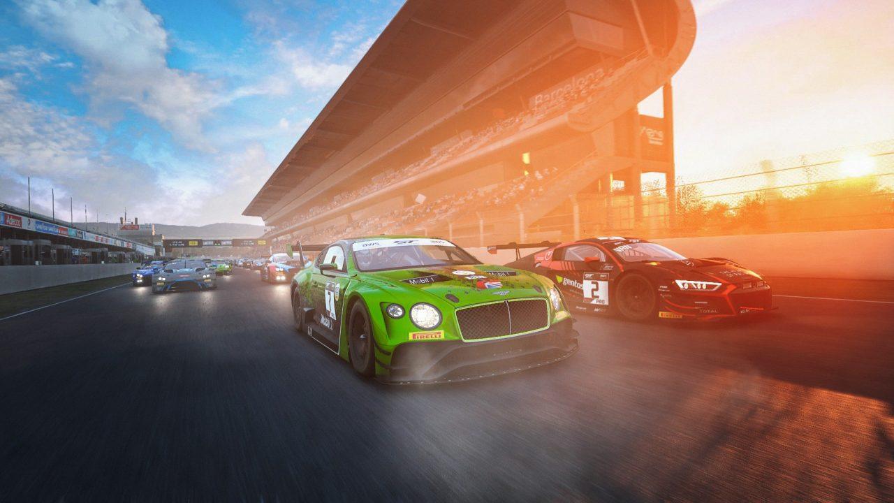 eSports Bentley