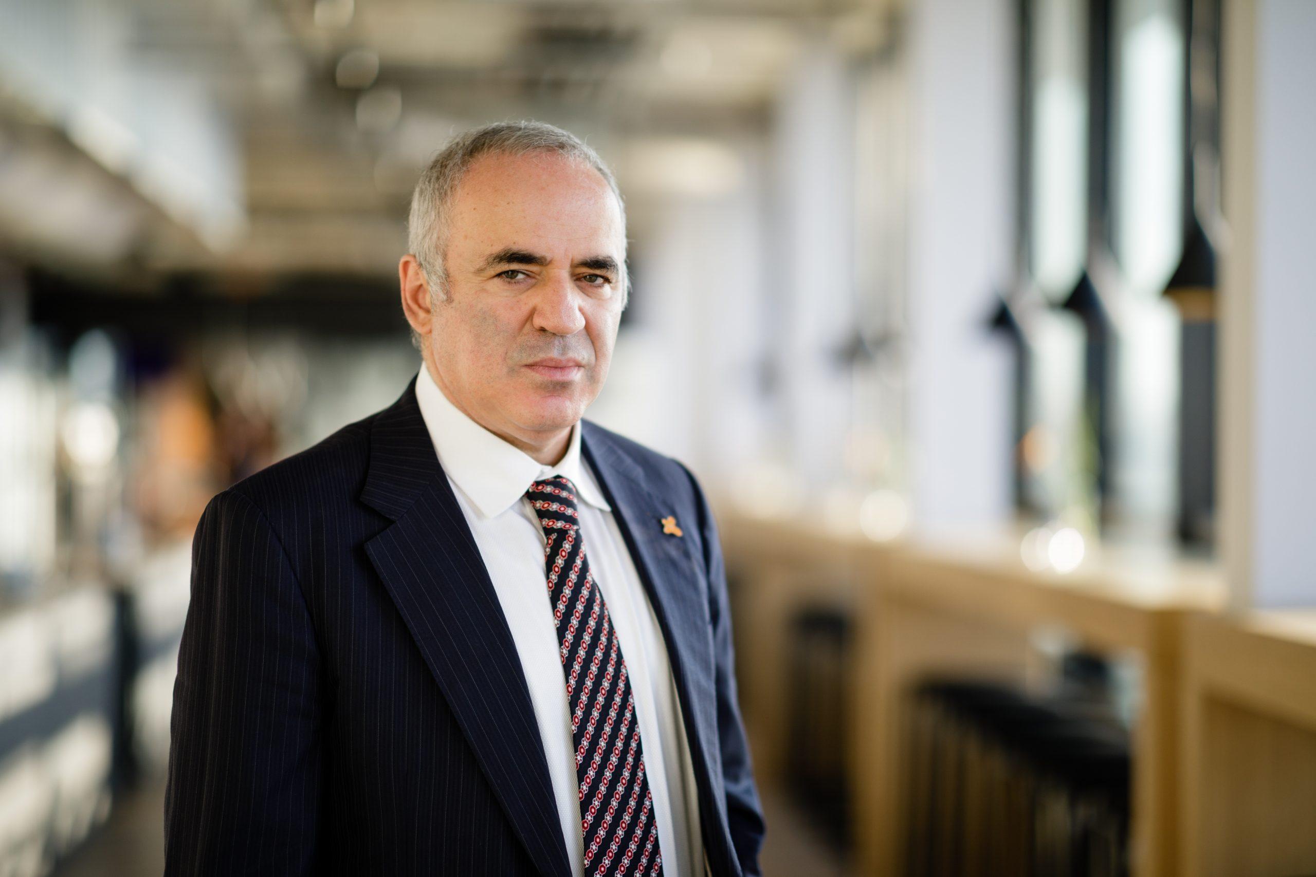 Garry Kaspárov