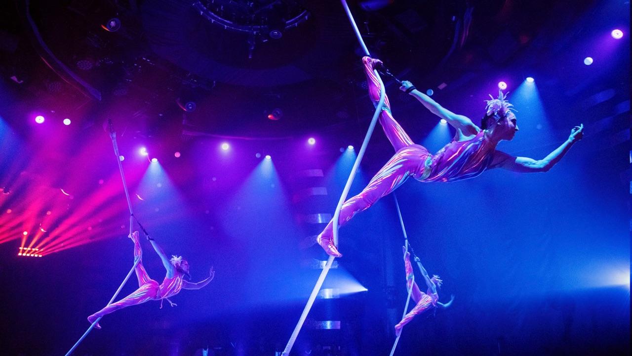 Cirque du Soleil – 'ZED': Disfruta la magia de un show único
