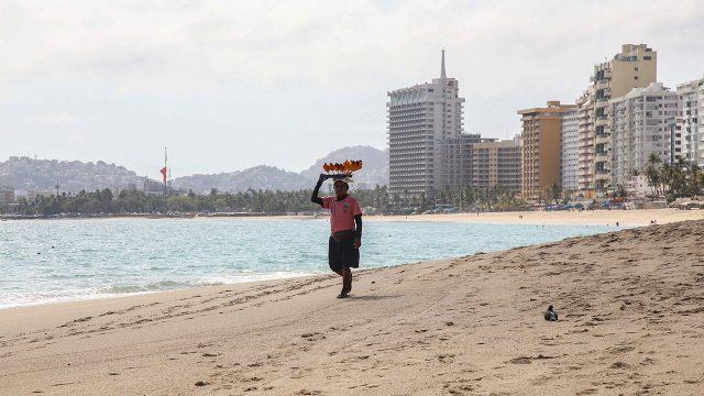 Coronavirus Playas Acapulco