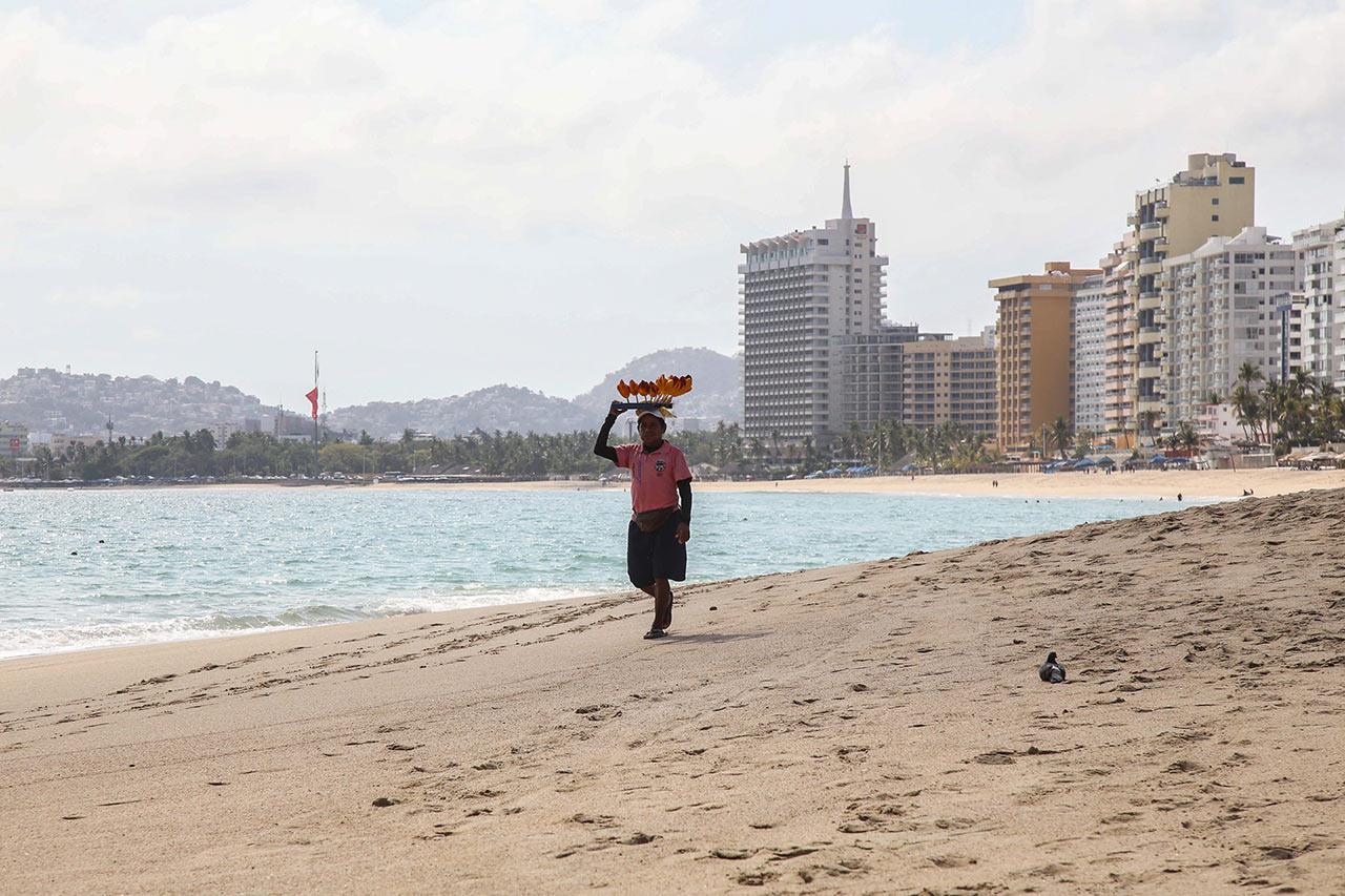 Playas mexicanas ruta turistica