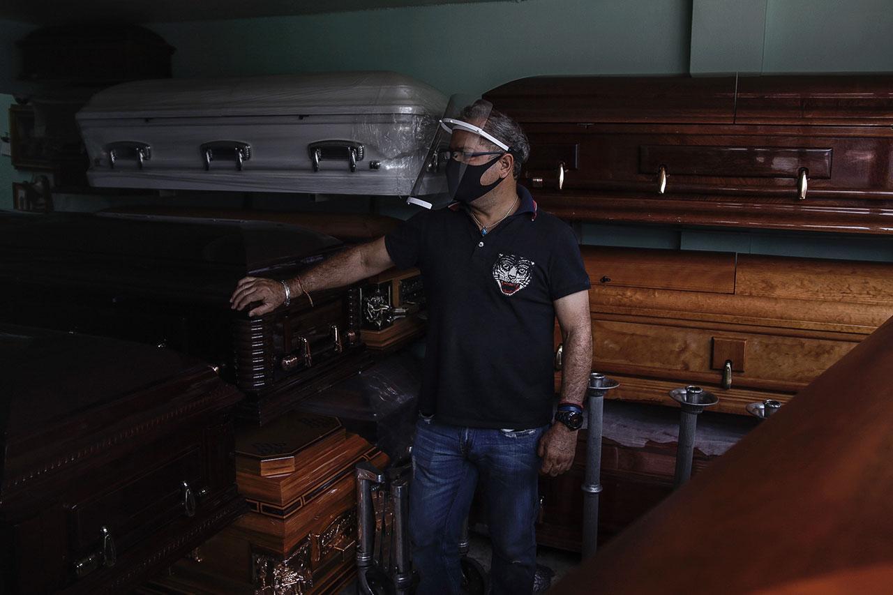 Cifras de Covid-19 no cuadran: CDMX reporta 130 muertos más que el gobierno federal