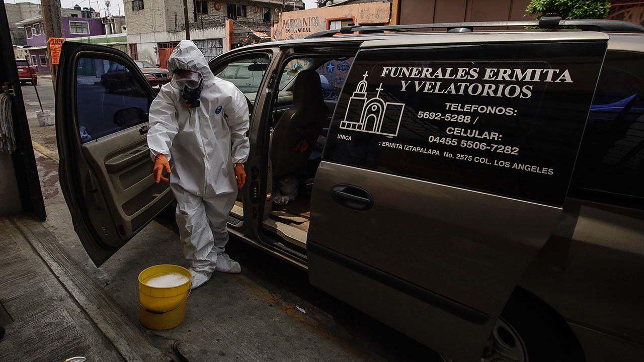 App mexicana digitaliza los servicios funerarios en medio de la pandemia