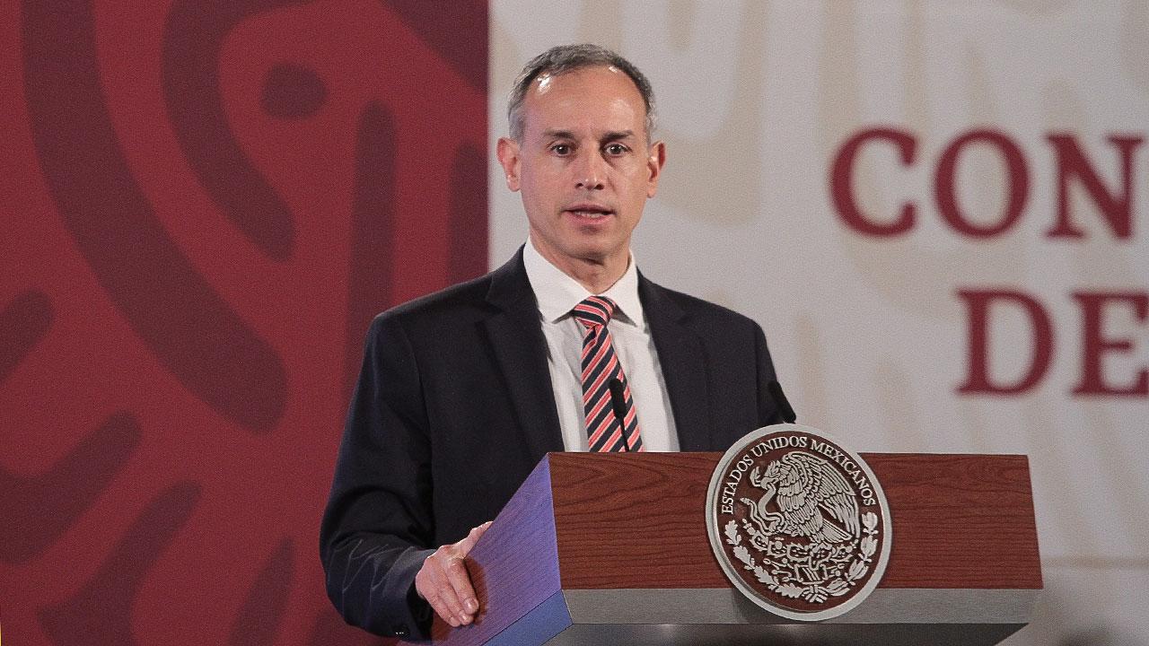 Hugo Lopez-Gatell coronavirus