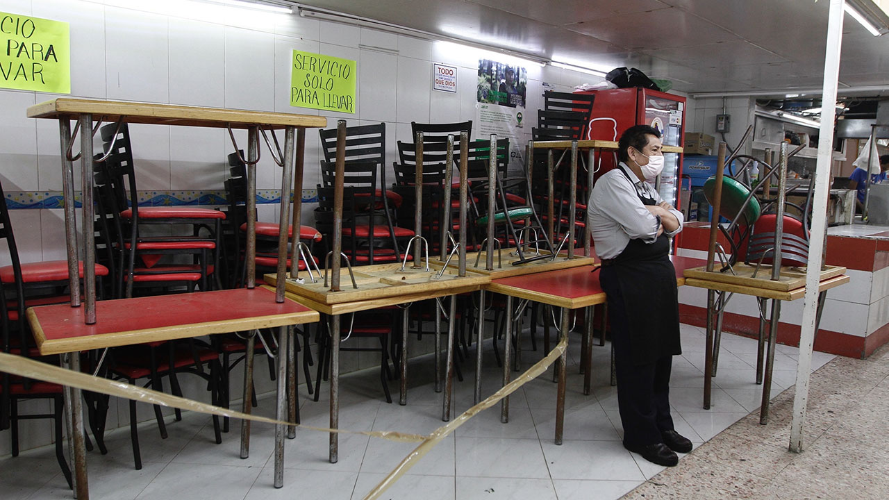 El 2020 dejará más de 37,000 negocios quebrados en CDMX: Canaco