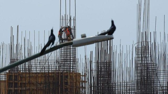 Construccion Trabajadores durante la contingencia