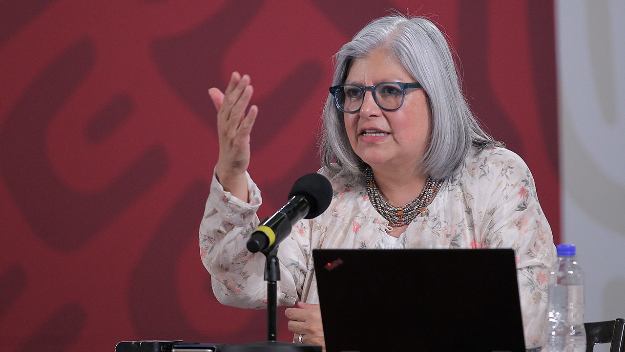 COVID-19 y T-MEC, entre temas de encuentro diputados y Graciela Márquez