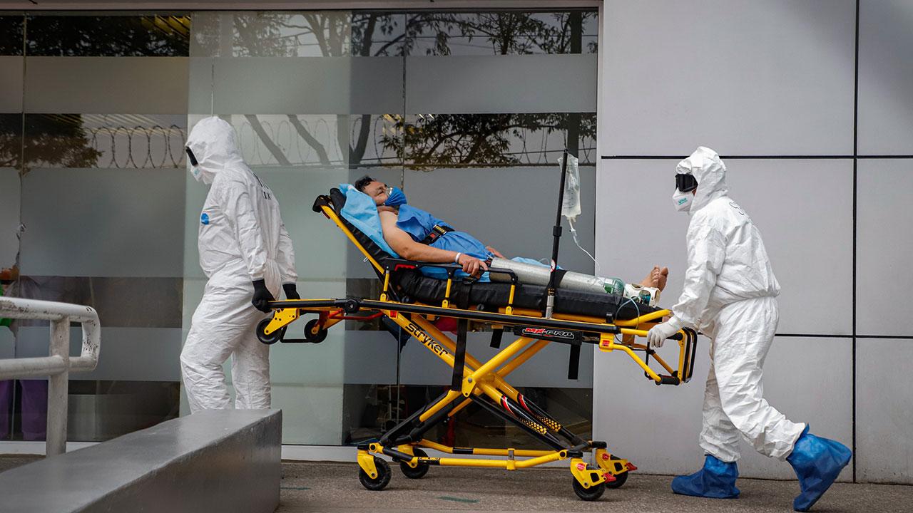 Estados Unidos supera los tres millones de casos de coronavirus