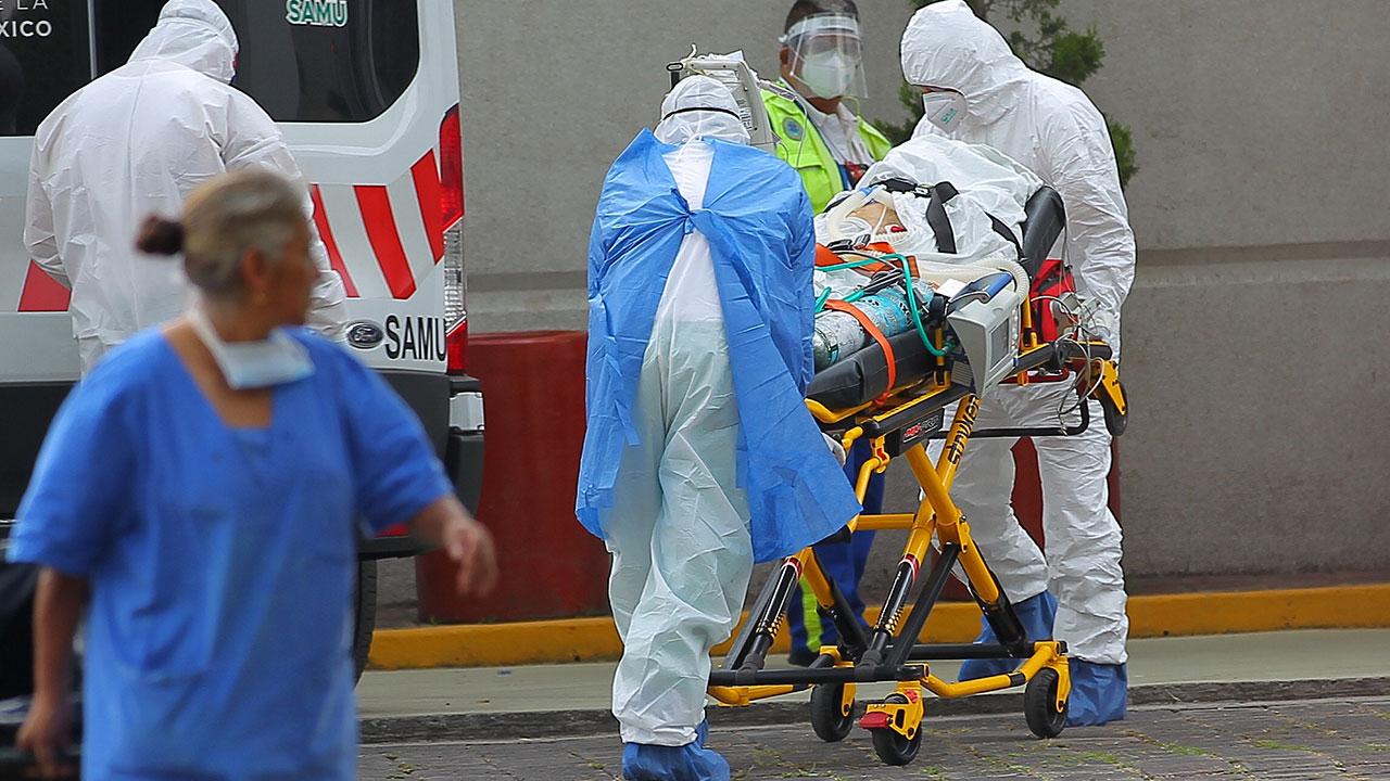 Con miedo y valentía, enfermeras mexicanas luchan contra Covid-19