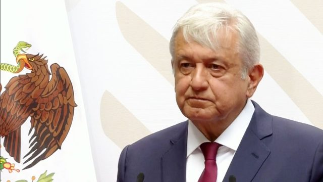 informe trimestral, abril 2020 AMLO Andres Manuel Lopez obrador