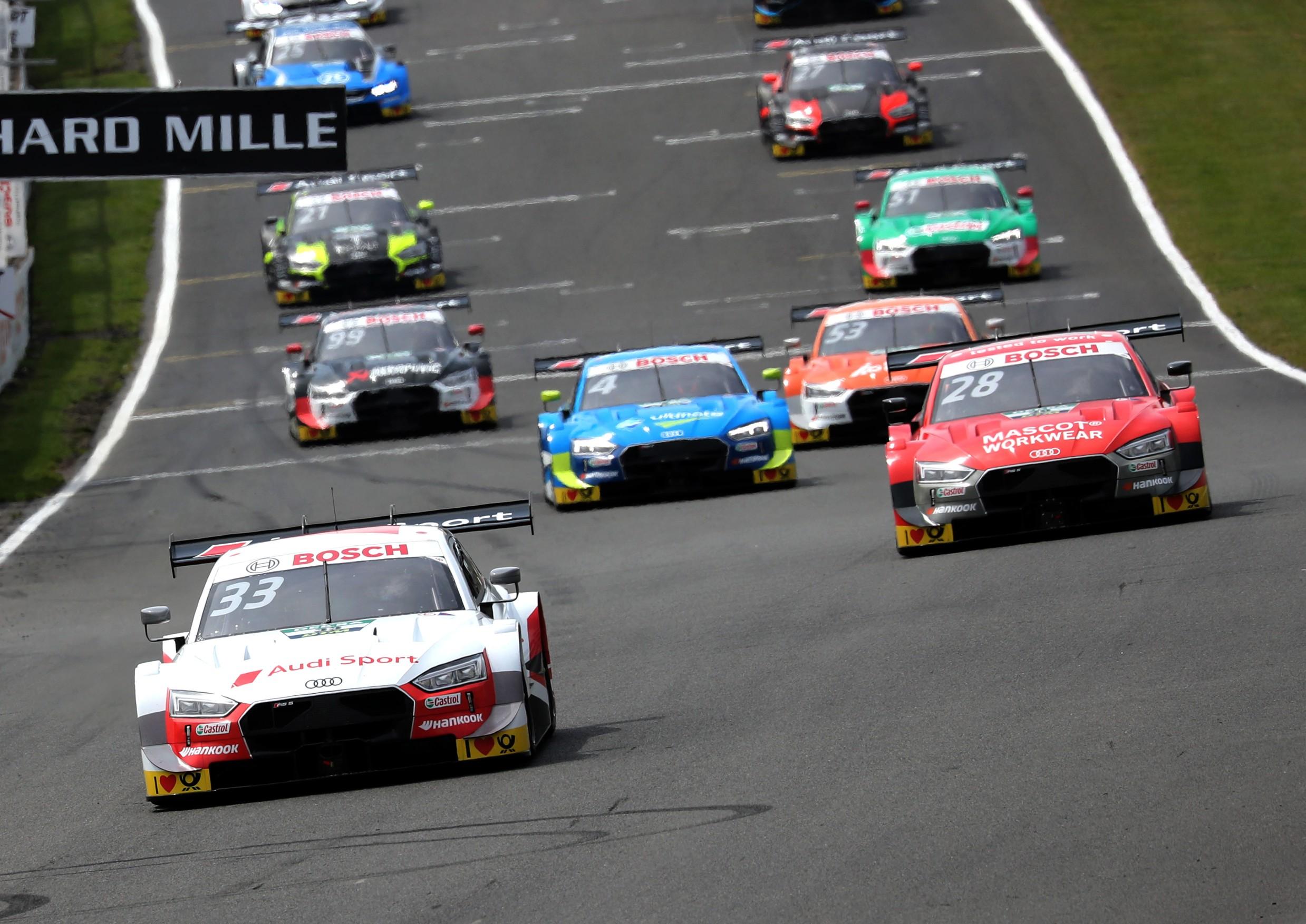 Audi rearma su estrategia en las carreras de autos