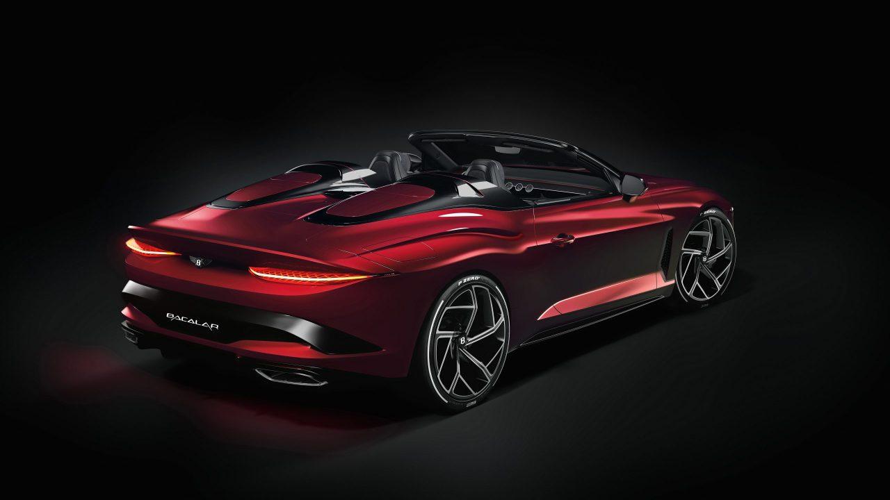 Así se verá el Bentley Mulliner Bacalar, el auto inspirado en México