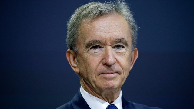 Bernard Arnault, CEO de LVMH. May 25, 2018. Foto: Chesnot/Getty Images.