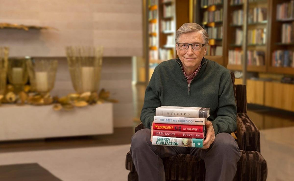 Bill Gates responde a las teorías de conspiración en su contra