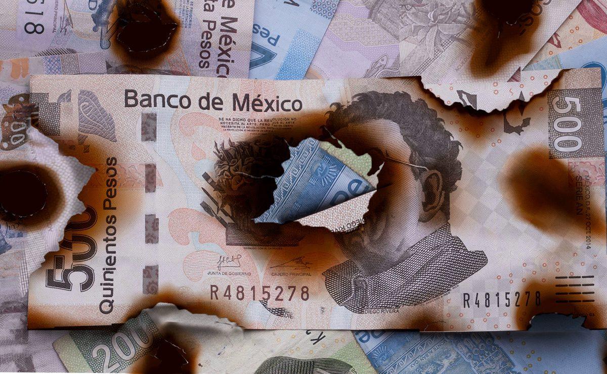 Banxico amplía plazo para que bancos le entreguen billetes falsos