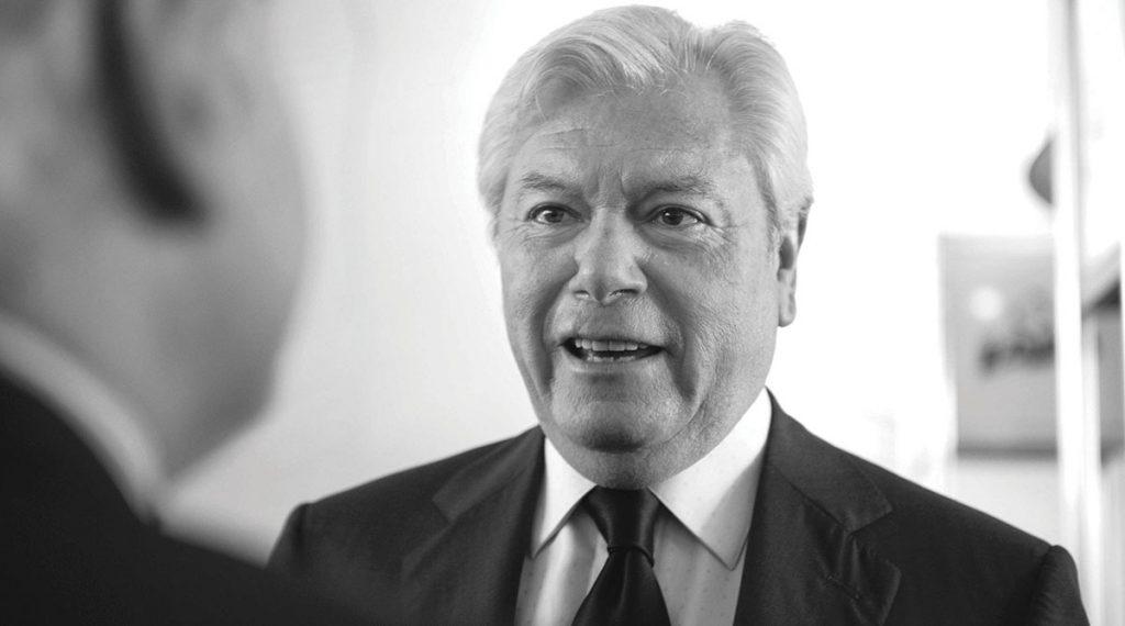 CARLOS HANK ROHN