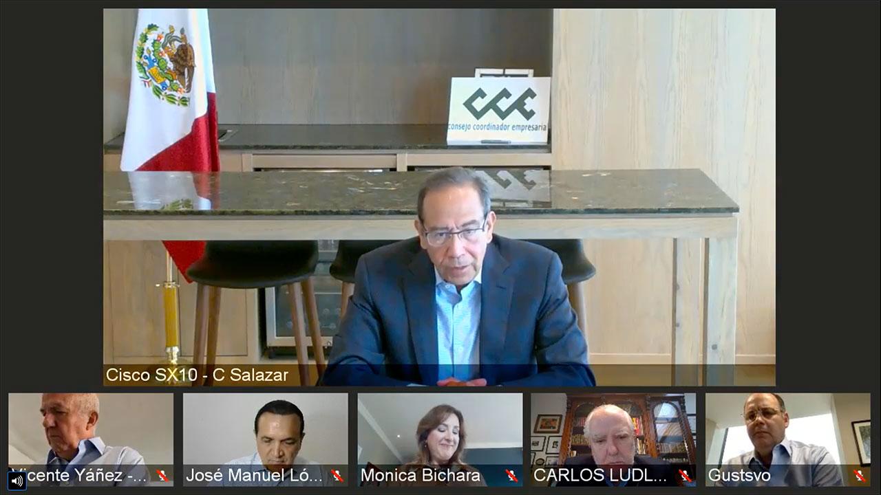 CCE llama a participar en mesas sobre recuperación económica tras Covid-19