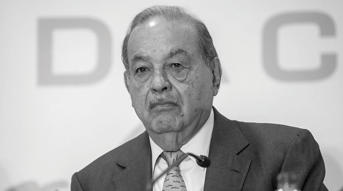 Millonarios 2020 | Carlos Slim Helú: el más rico y el que más perdió de los multimillonarios de México