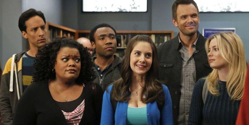 Las seis temporadas de 'Community' ya están en el catálogo de Netflix