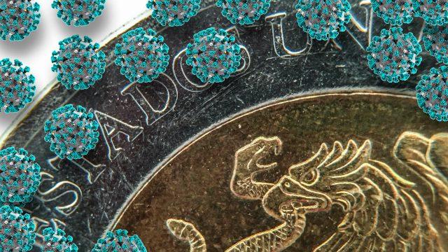 peso mexicano gana coronavirus covid-19