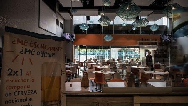 Coronavirus restaurantes economia