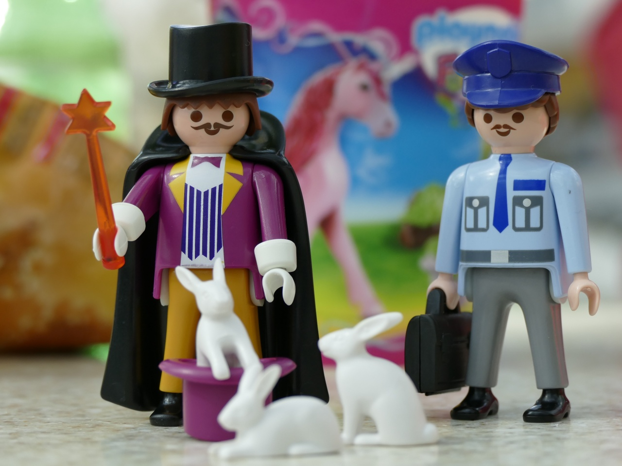 Día del niño playmobil