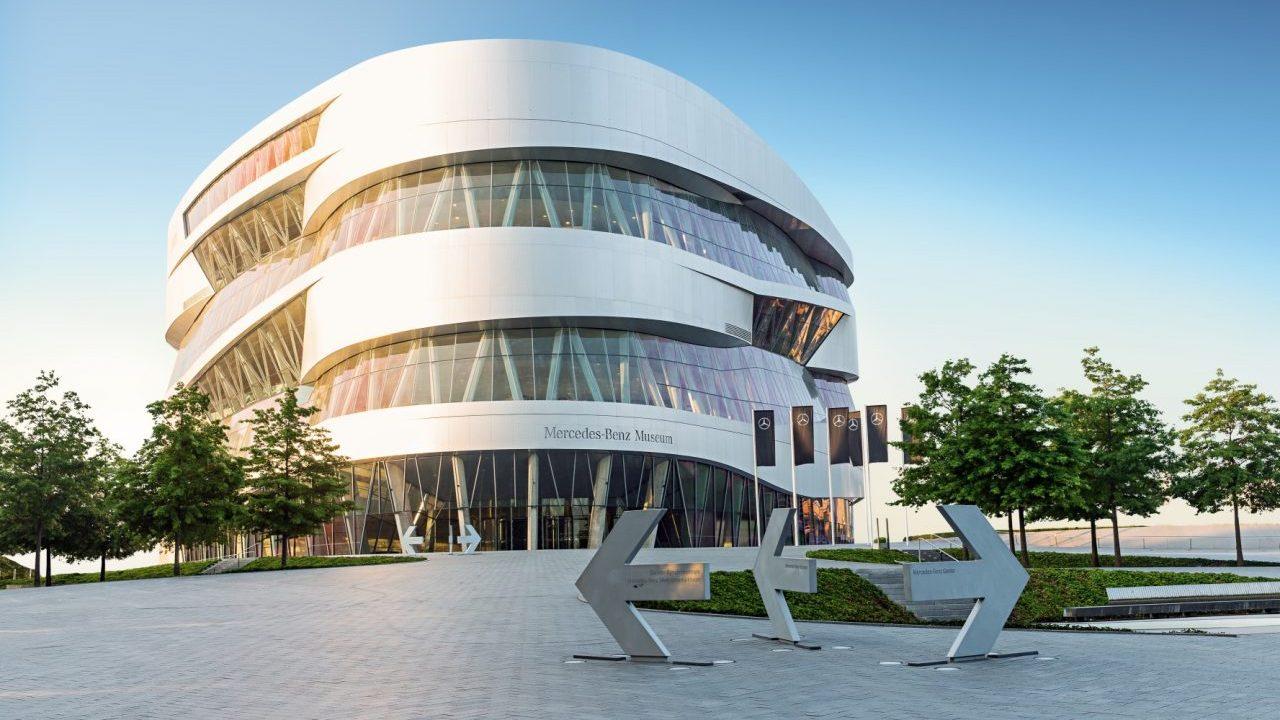 Museo Mercedes-Benz: Vive un recorrido de ingeniería sorprendente