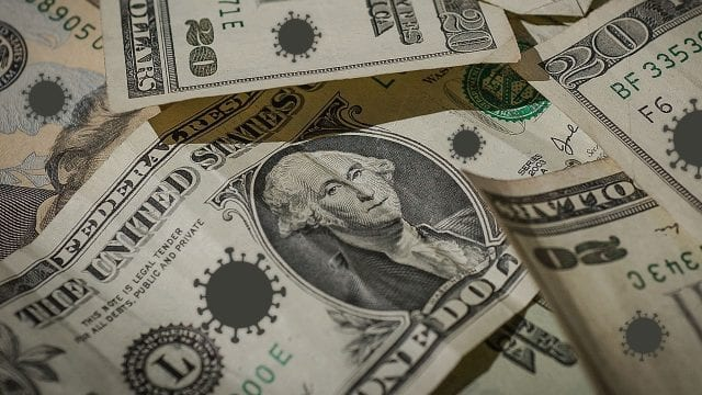 Dolar Economia Dinero Coronavirus