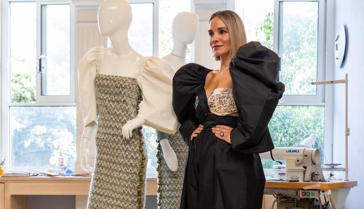 EXCLUSIVA: Inspiraciones de Daniela Villa para su colección Fashion Week 2020