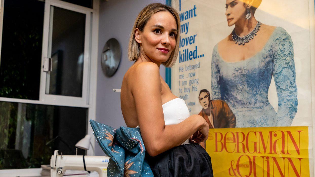 Daniela Villa: una mexicana 'vencedora por diseño' en el MBFWMx