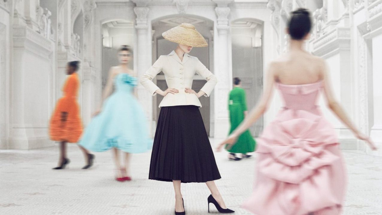 Dior te invita a un  memorable viaje virtual por el mundo de la moda
