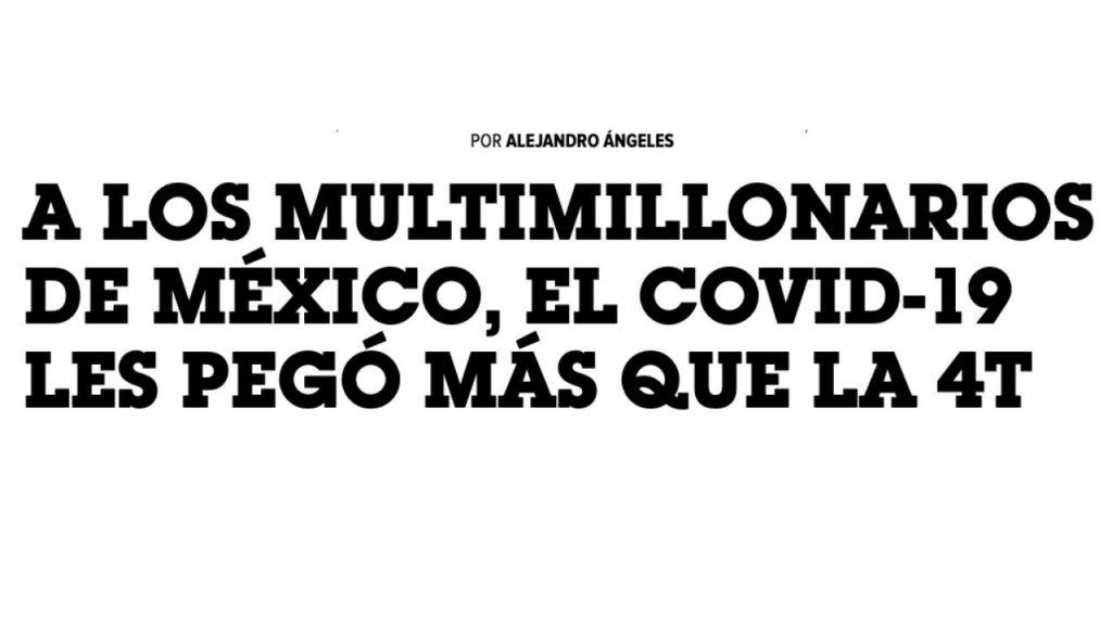 Multimillonarios mexicanos