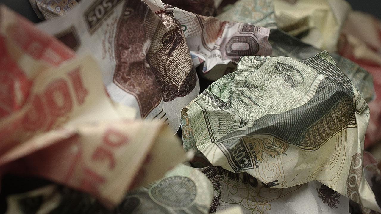 ¿Fuga de capitales? Inversionistas retiran 8,700 mdd de México