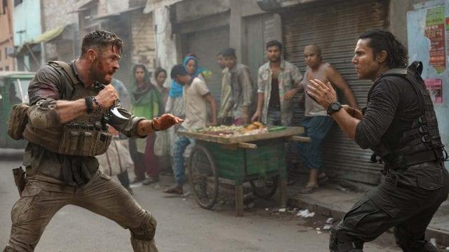 Netflix Chris Hemsworth Misión rescate