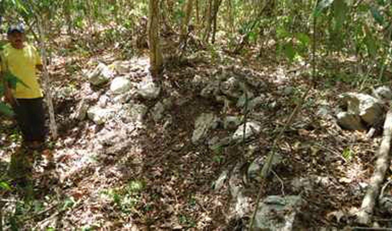Arqueólogos del INAH descubren aldea maya posclásica en Mahahual, Quintana Roo